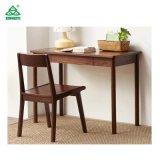 Деревянная самомоднейшая таблица сочинительства типа с продавать стулов горячий