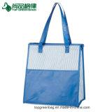 Sac d'emballage stratifié par arrivée neuve de refroidisseur d'achats de sac de refroidisseur de plage d'épaule