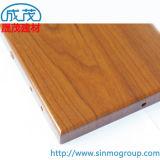 Алюминиевый лист зерна из дерева