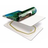 IDENTIFICATION RF H40 blanc imprimable faite sur commande professionnelle bloquant la carte