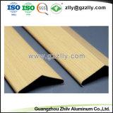 Qualitäts-dekorativer Decken-v-förmiger Streifen-Aluminiumpanel-Decken-Fliese