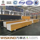 Farbe Stahl-PU-Polyurethan-Zwischenlage-Panels für Dach