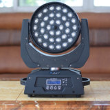 Zoom LED 36pcs RGBW 4en1 en Voyant de phare