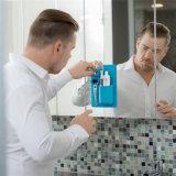 Chuveiro de silicone suporte da escova de dentes de Silicone Organizador titular titular de barbear