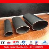 Tubo ovale piano dell'acciaio inossidabile (430 316Ti 310S 904L 321)
