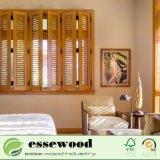 Paulownia/PVC/Basswood het Venster van het Blind van de Aanplanting