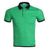 Специализированные оптовые высокое качество обычная мужская рубашка поло T футболки с логотипом клиента