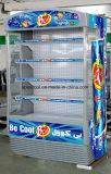 Enfriadores abierto de alta calidad para el supermercado
