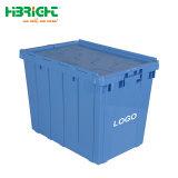 Малые л наращиваемые пластиковый контейнер для материально-технического обеспечения с крышкой