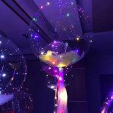 5m het Batterij In werking gestelde Koord van Bobo Balloon LED van het Helium 50LEDs/String