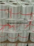 Fibre discontinue tissée par fibre de verre, tissu de tissu de fibres de verre/bande