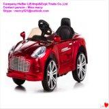 Elektrisches Auto-Fahrt vier - Rad-Kind-Spielwaren am Weihnachtstag