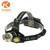 18650 laut summender LED wasserdichter Scheinwerfer des nachladbaren LED Scheinwerfer-