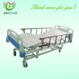 2개의 크랭크 Slv-B4021를 가진 2 기능 치료 침대