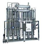 물 증류법 단위 다중 효용 물 증류기