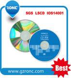 CD 2017 impresso OEM do espaço em branco do logotipo do tipo de Ronc 700m 1-52X 80min