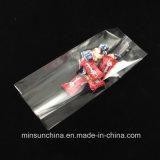 Sacchetto centrale personalizzato dell'imballaggio dello zucchero del lato di sigillamento di stampa composita