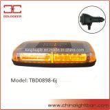 Barra chiara del mini stroboscopio ambra-chiaro d'avvertimento Emergency del LED (TBD0898-6j)