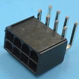 Mini-Caber o chicote de fios de fiação terminal Molex do friso