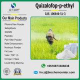 Poudre de pesticides quizalofop-p-éthyl 96 % Tc en poudre utilisé comme herbicide CEMFA : 100646-51-3