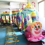 Forma de caramelo caliente de Venta de Niños vía tren en venta