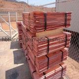 Non-Lme 99,99 % de cuivre électrolytique et la cathode de cuivre pour la vente
