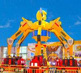La mayoría de las atracciones más populares atracciones al aire libre Kiddies Ride Iron Man Lobezno precio de fábrica para la venta