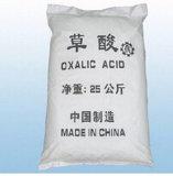 Melhor Preço de grau da indústria 99,6% ácido oxálico originário da China