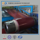 Цвет PPGI оцинкованной стали катушки с ISO9001