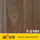 Pisos de PVC de 0,5 mm de grosor (F-2104)