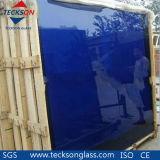 Темно-синий светоотражающие стекло плавающего режима для Windows двери здания