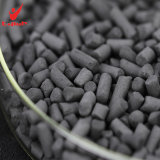2mm Base Cylinderical carbón el carbón activado para el tratamiento de gases de escape