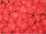 Les fraises congelées