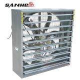 Ventilator van de Uitlaat van het Ce- Certificaat de Centrifugaal (DJF-1380) voor de Industrie/Netto Bar/Greenhouse