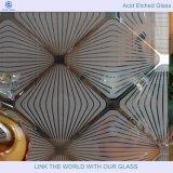 زيّنت زجاج/شاشة زجاج/حامض يحفر زجاج