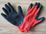 Nylonzwischenlage-Latex-Palme des knit-13G beschichtet (GS-014)