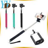 Dispositivo celular, cámara del teléfono móvil de estante de Stents monopie (YWD Color-R3).