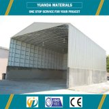 Taller de Fabricación de diseño del edificio de estructura de acero de almacén