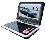 9 pouces avec lecteur DVD portable TV / USB / SD / jeu /Screenshot et CopyDVD (DVD-399T)