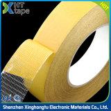 투명한 PVC 아크릴 두 배 편들어진 접착성 밀봉 테이프