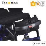 Topmedi는 신체 장애자를 위해 디자인된 전자 휠체어를 위로 서 있다