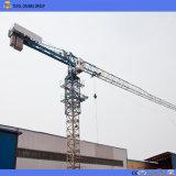 (6018) 10t reparierte Selbst-Kletternde toplesse Turmkrane des Gebäude-Qtz125
