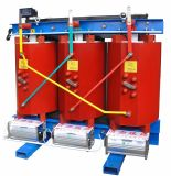33kv 630kVAのFactory著サブステーションのための乾式の電源変圧器