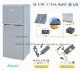 DC12V 24V en position verticale l'énergie solaire d'un réfrigérateur (BCD-106L)