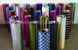 Película metálica do PVC e do animal de estimação (poliéster)