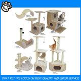 애완 동물 나무 축산품을 긁기를 위한 좋은 Qualtiy 고양이 가구