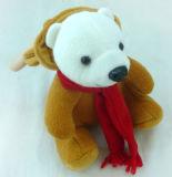 O luxuoso brinca o brinquedo do Natal dos ursos