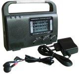 Radio dynamo solaire (HT-999)