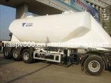 De ciment de camion-citerne bas de page en bloc semi