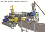 De Plastic Granulator van pp en de Plastic Machine van het Recycling van de Vlok
